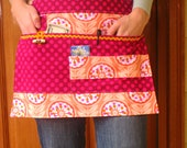 Vendor Apron- craft show- farmstand- hostess - Read To Ship - anabelfuzz
