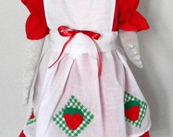 Strawberry Short Cake Dress up to size 6