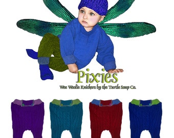 Wee Woolie Pixie Knickers diaper covers