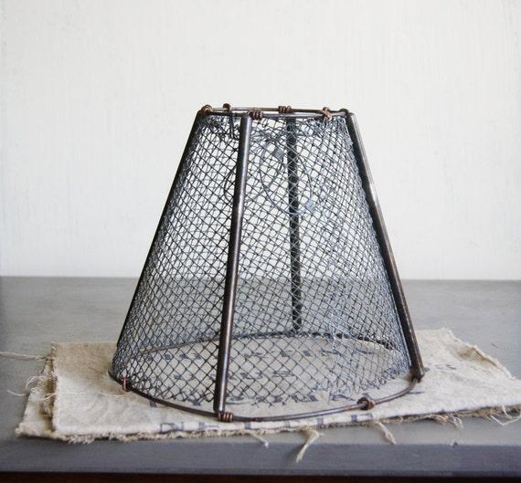 Industrial Lamp Shade