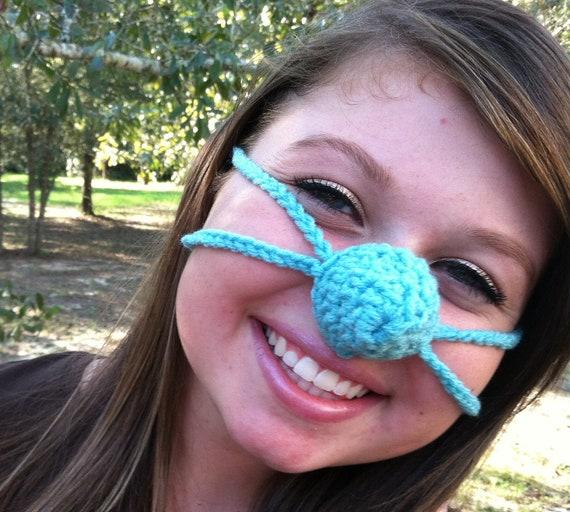 Aqua wärmer Nase Nase gemütlich häkeln Tween von auntmartymadeit
