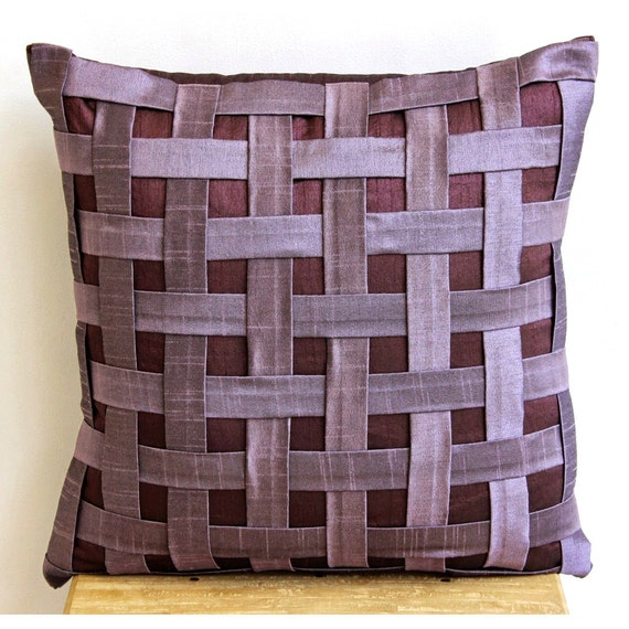 Decorative throw pillow covers couch pillow sofa by for Decorative bed covers