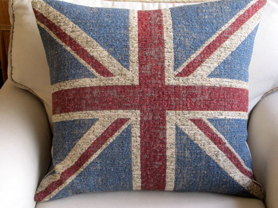 UNION JACK Super Large Pillow Cover