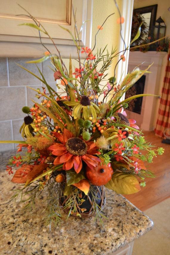 Colors Of Fall Arrangement