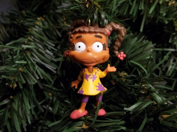 S nickelodeon rugrats susie christmas ornament by chgallery