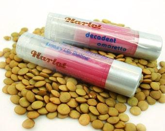 Harlot - decadent amaretto - Shea Lip Butter