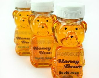 Honey Bear - Liquid Soap