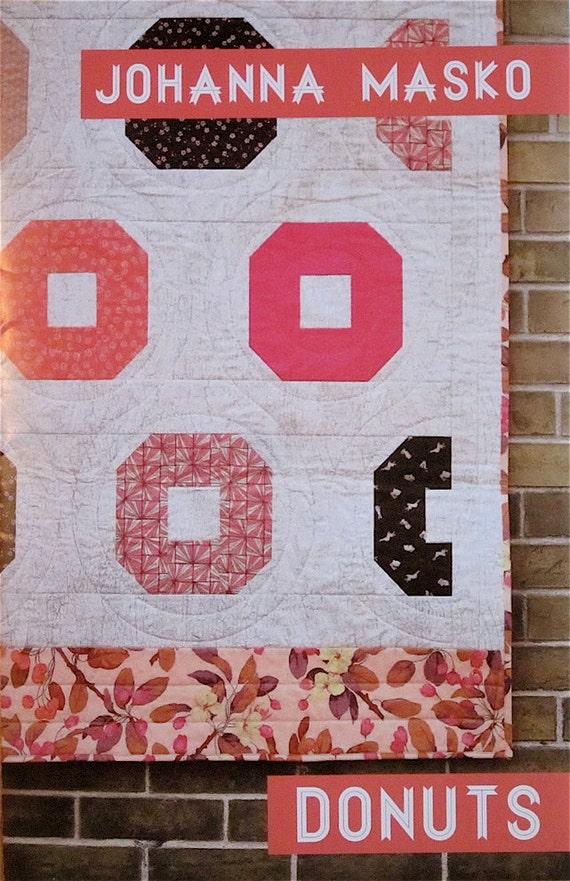 Quilt Pattern - Donuts by Johanna Masko