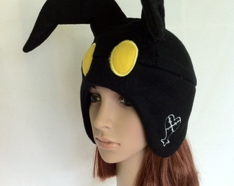 Kingdom Hearts Heartless Fleece Hat