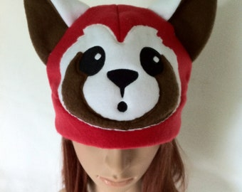 Pabu Hat from Avatar: Legend of Korra Fire Ferret
