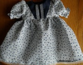 Dress and Panties Clothes fits American Girl Gotz HandMade Doll