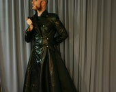 Neo Victorian Bikers Trench Coat CUSTOM