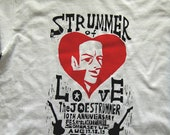 STRUMMER of LOVE TSHIRT