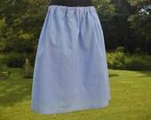Girl's Blue Skirlottes