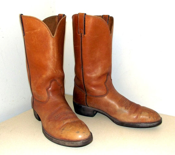 Great Looking Vintage Durango Cowboy Boots