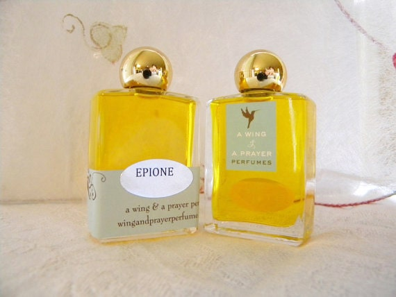Epione  (1/2 Ounce Dabber Perfume Bottle)