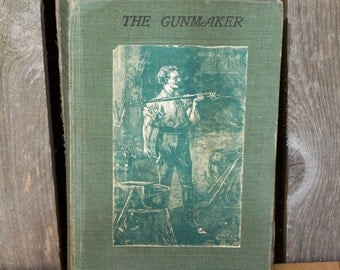Vintage The Gunmaker of Moscow Book