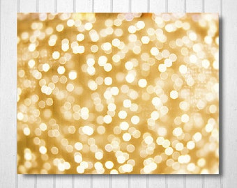 BUY 2 GET 1 FREE Gold Photography, Wedding Decor, Wall Decor, Home Decor, Fine Art Print, Bokeh Art, Bokeh Print, Sparkle, Nursery Decor