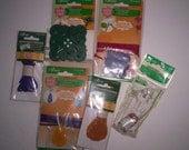 Destash Tools Set of Three Clover Asian Knot Making Kits