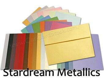 Stardream Metallic  A9 Envelopes 25 pk
