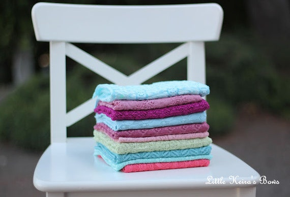 Reserved listing for Rachel C...Stretch Lace Wraps...10 colors available...newborn photography prop - newborn wrap