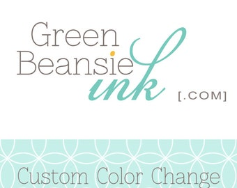 Custom Change for Invitation or other single item