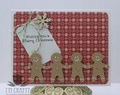 Handmade Card - Merry Christmas