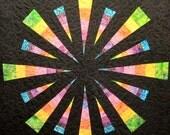 The Big Bang Art Quilt