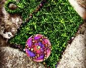 Czech Marks Beaded Bracelet Knitting Pattern