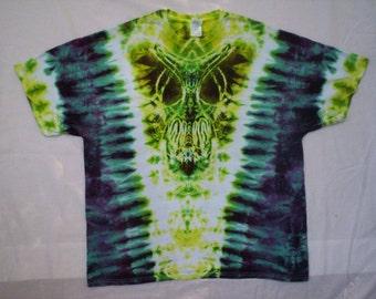 Monster Tie Dye Size XL