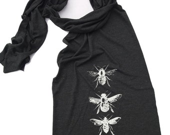 Tri-Blend Scarf - BEES - american apparel (4 Color Options)