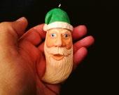 Santa Claus St Nicholas Christmas Tree Ornament