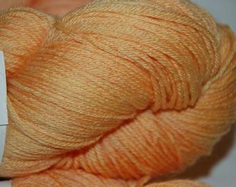 Studio June Yarn, Bamboo La La - Superwash Merino, Bamboo    Colorway:  A Drop of Golden Sun