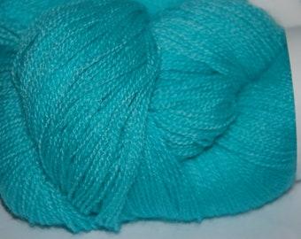 Studio June Yarn Bamboo Lace - Medium Turquoise