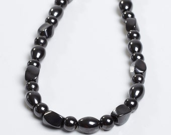 Magnetic Therapy Necklace Hampton Style by Happy and Healthy For Men and Women