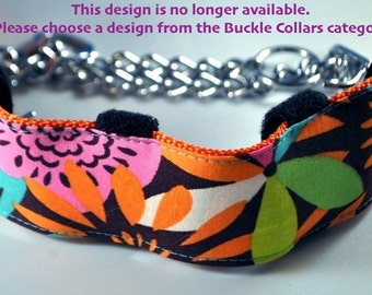 Prong Collar Cover - Choose your Design, 1.5 inch wide or 2 inch wide