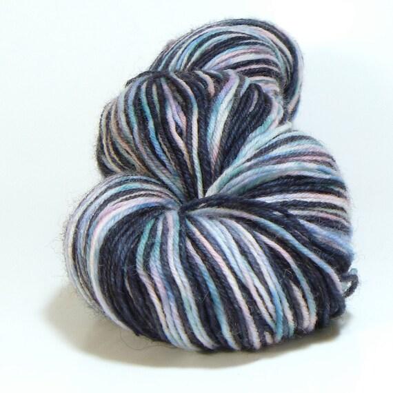 Self-Striping Jumping Joy Wool/Nylon Sock - You Sure Do