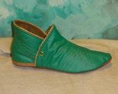 Anifty Fairy Nimble Shoes  Emerald Green FNMV11