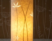 Small Alpine Meadow Table Lamp