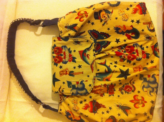 Sailor Jerry Chain purse