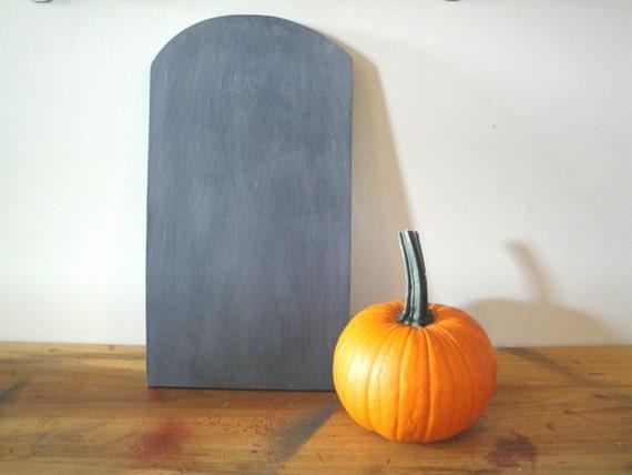 Tombstone Chalkboard