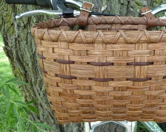 Bicycle Basket - Red Chestnut