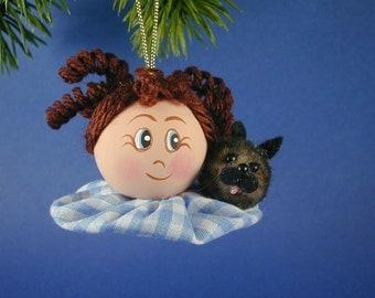 Oz Dorothy Ornament