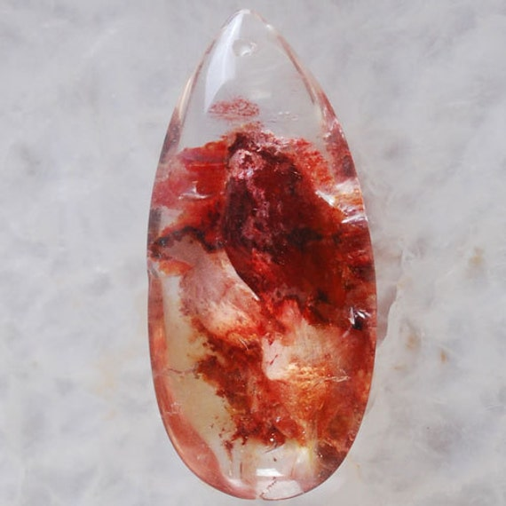 Blood Red Natural Stone