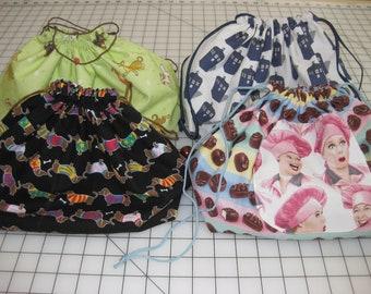 Fun Patterns Project Bag