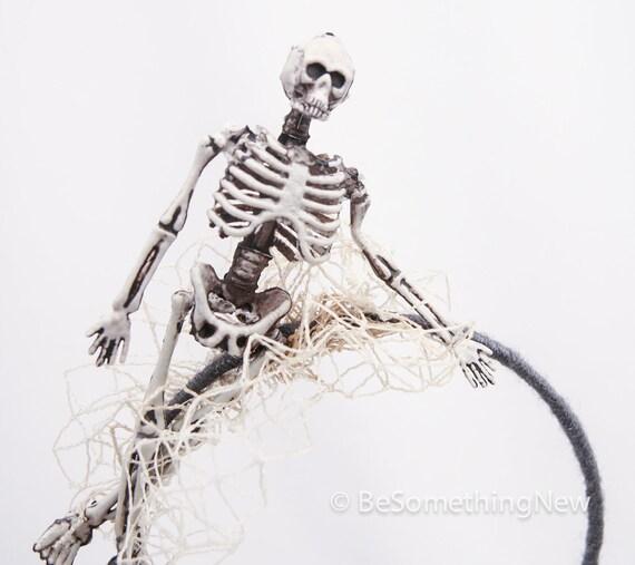 Costume Accessories Halloween Skeleton Headband, Halloween costume, Halloween Hair Accesory Adult Halloween Costume Hair Accessories