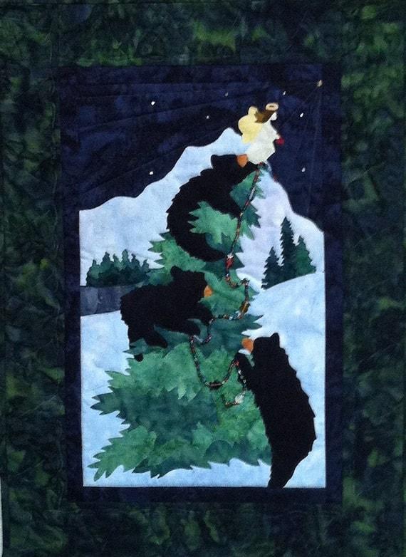 Jingle Bear Rock - a licensed McKenna Ryan design