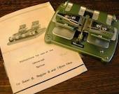 vintage photo supply ... SPLICER UNIVERSAL for SUPER 8 reg 8 and 16mm darkroom supply  ...