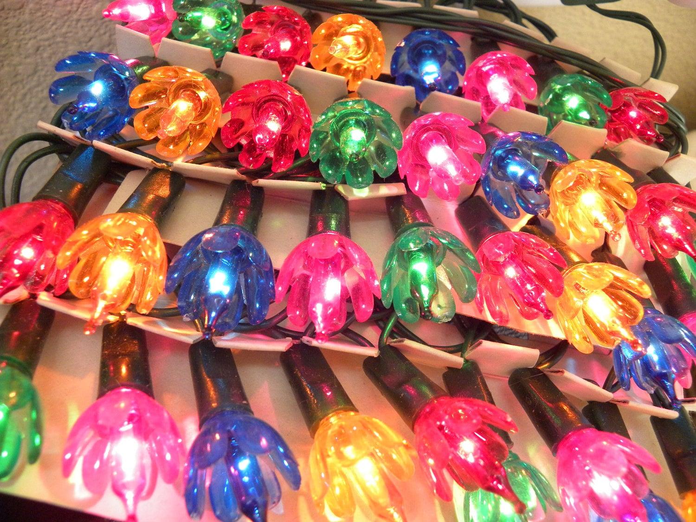 Antique Christmas Tree Lights