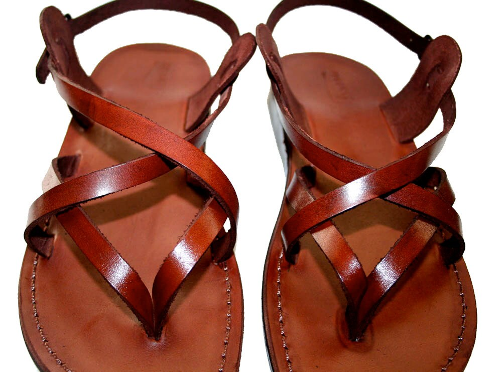 Popular SALE Handmade Women39s Leather Shoes Flat Shoes Leather